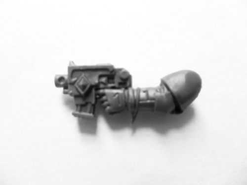 space wolves pack bolter pistol (c)